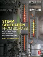 Steam Generation from Biomass