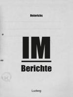 Heinrichs IM-Berichte - Erinnerungen an das DDR