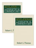 Revelation Exegetical Commentary - 2 volume set