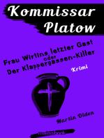 Kommissar Platow, Band 6