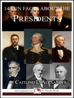 14 Fun Facts About the Presidents