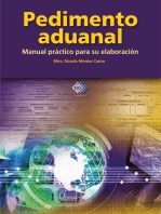 Pedimento Aduanal