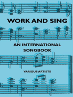 Work and Sing - An International Songbook