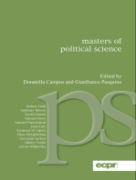 Masters of Political Science