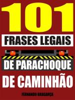 101 Frases legais de parachoque de caminhão