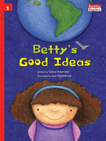 Betty's Good Ideas