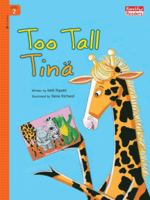 Too Tall Tina: Level 2