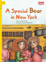 A Special Bear in New York