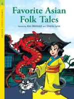 Favorite Asian Folk Tales