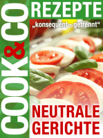 Cook & Co Rezepte - Neutrale Gerichte