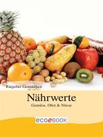 Nährwerte - Obst und Gemüse