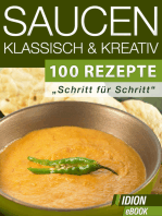 Saucen - Klassisch & Kreativ