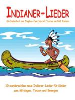 """Noten """"Indianer-Lieder"""" von Stephen Janetzko"""