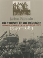The Triumph of the Ordinary