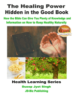 The Healing Power Hidden in the Good Book