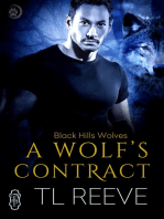 A Wolf's Contract (Black Hills Wolves #43)