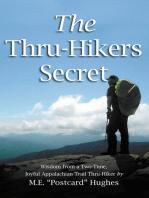 The Thru-Hikers Secret