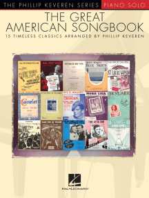 The Great American Songbook: arr. Phillip Keveren The Phillip Keveren Series Piano Solo