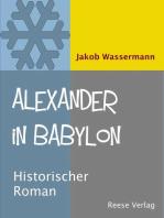 Alexander in Babylon