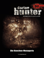 Dorian Hunter 52 – Die Knochen-Menagerie