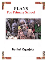 Plays for Primary School