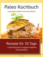 Paleo Kochbuch