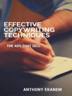 Effective Copywriting Techniques