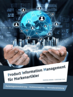 Product Information Management für Markenartikler