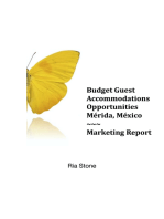 Budget Guest Accommodations Opportunities Marketing Report