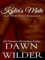 Kyler's Mate (Gay Werewolf Romance)
