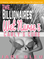 The Billionaires' Wet Nurse 5