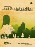 Introducing Just Sustainabilities