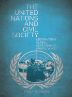 The United Nations and Civil Society