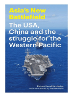Asia's New Battlefield: The USA, China and the Struggle for the Western Pacific