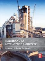 Handbook of Low Carbon Concrete