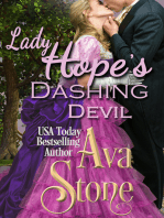 Lady Hope's Dashing Devil