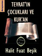 Tevrat'ın Çocukları ve Kur'an