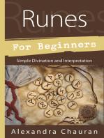 Runes for Beginners: Simple Divination and Interpretation