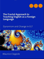 The Fractal Approach to Teaching English As a Foreign Language