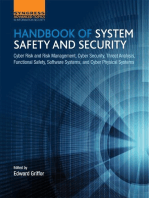 Handbook of System Safety and Security: Cyber Risk and Risk Management, Cyber Security, Threat Analysis, Functional Safety, Software Systems, and Cyber Physical Systems
