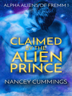 Claimed by the Alien Prince