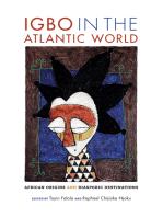 Igbo in the Atlantic World