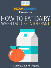 How to Eat Dairy When Lactose Intolerant