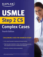 USMLE Step 2 CS Complex Cases: Challenging Cases for Advanced Study