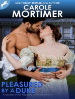 Pleasured by a Duke (Regency Unlaced 7)