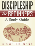 Discipleship For Beginners A Study Guide
