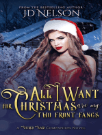 All I Want For Christmas Are My Two Front Fangs (A Wicked Ways Companion Novel #1.5)