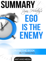 Ryan Holiday's Ego Is The Enemy | Summary