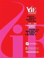 VIE FESTIVAL 13-23 ottobre 2016