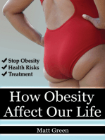 How Obesity Affect Our Life